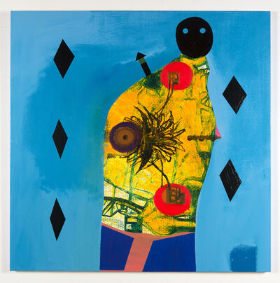 Gareth Sansom, 'Mask', 2014