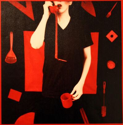 Barbara Astman, 'untitled (telephone and coffee mug)', 1981