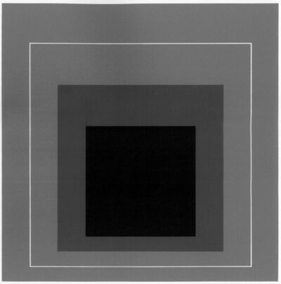 """Josef Albers, '""""Homage to the Square"""" Series'"""