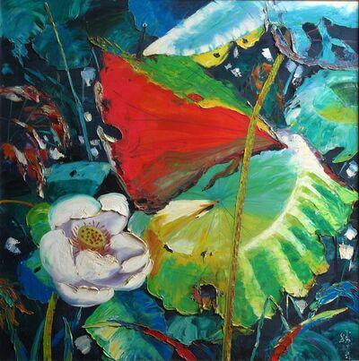 Zhang Shengzan 张胜赞, 'Lotus', 2005