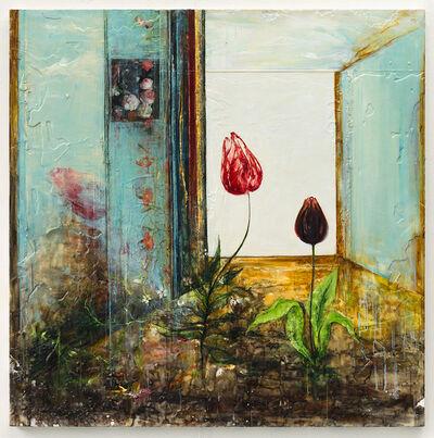 Ann-Helen English, 'Inside Out I, Green Shoots', 2016