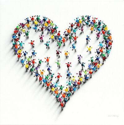 Jane Waterous, 'My Heart 3356', 2021