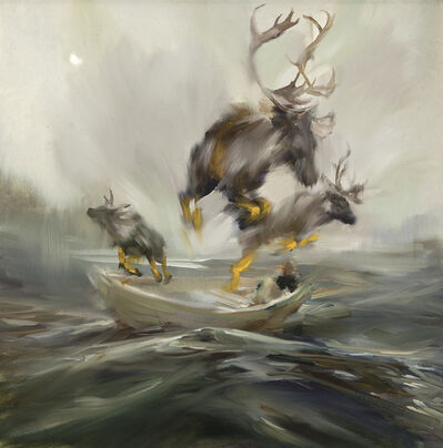 Sarah McRae Morton, 'The Lost Journals of the Hunt for the Yellow Legged Caribou'