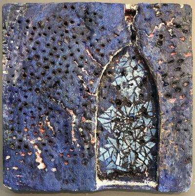 MaryLou Alberetti, 'Blue Door', 2020