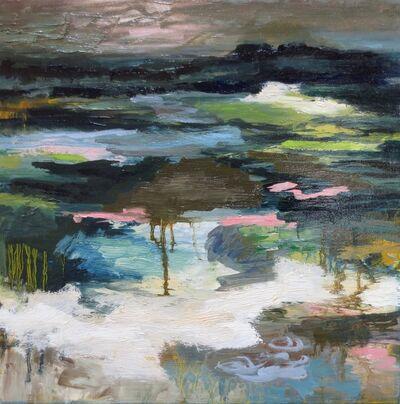 Kim Ford Kitz, 'Pond Study', 2018
