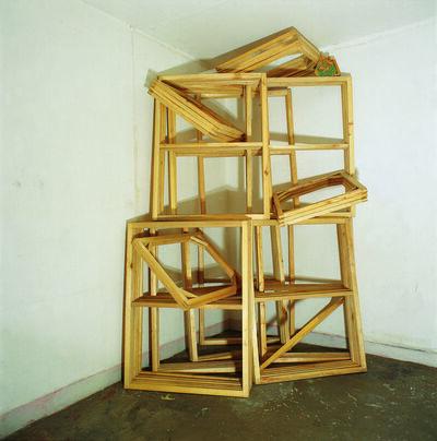 Zhu Jinshi, 'Old Building No. 2', 1994