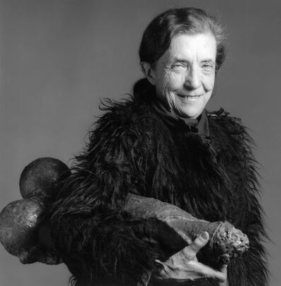 Robert Mapplethorpe, 'Louise Bourgeois', 1982