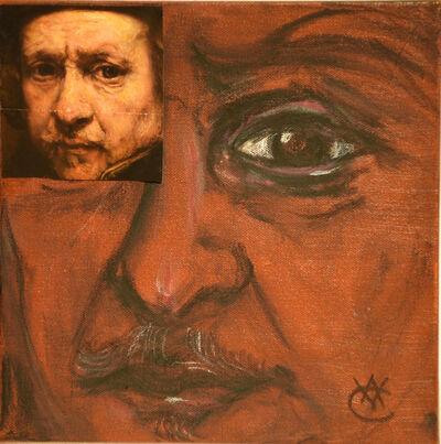 Angela Valeria, 'Rembrandt van Rijn', 2019