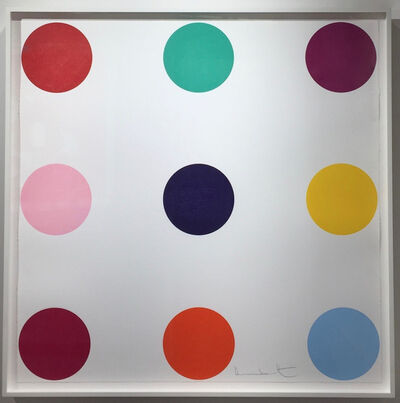 Damien Hirst, 'Tryptophan  ', 2010