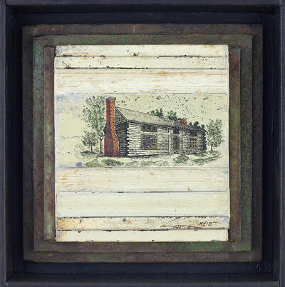 Randall Reid, 'Living in a Log Cabin '