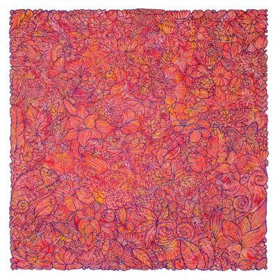 Rachelle Gardner-Roe, 'Mind's Window No3 (Sunset)', 2018