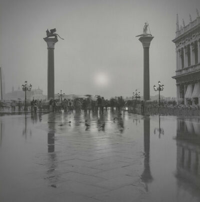 Alexey Titarenko, 'Columns at the Piazzetta San Marco, Venice', 2006