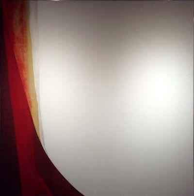 Tomie Ohtake, 'Abstração Branca', 1985