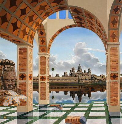 Jan van den Brink, 'Angkor Buddha'
