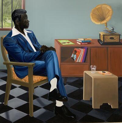 Peter Uka, 'Quiet Listening', 2020