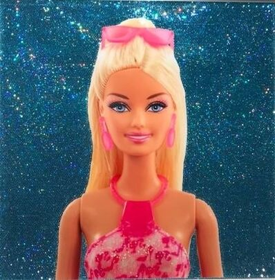 Beau Dunn, 'Solid Glam Barbie #3'