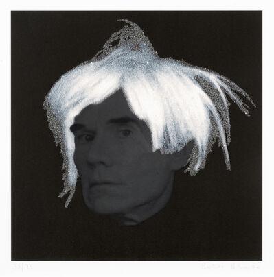 Peter Blake, 'Andy Warhol', 2010