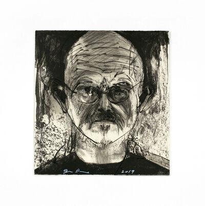 Jim Dine, 'Jim Dine Self-Portrait', 2019