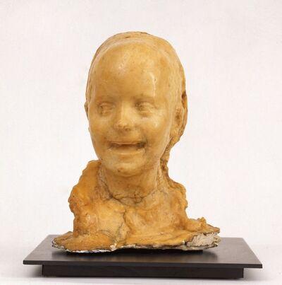 Medardo Rosso, 'La petite rieuse', 1889