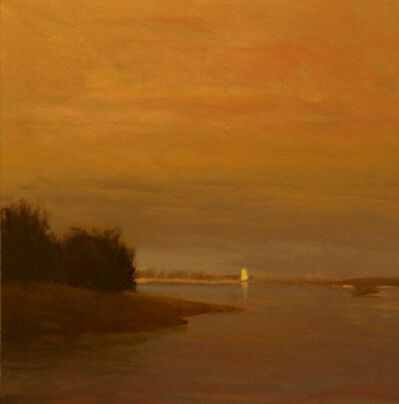 Will Klemm, 'White Sail', 2016
