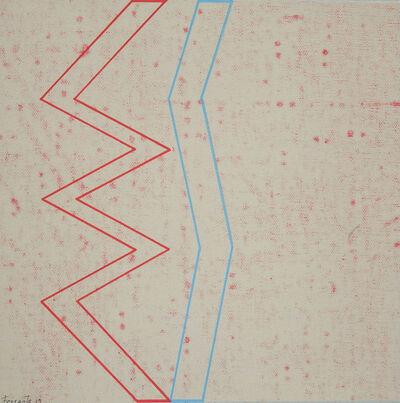 Mariano Ferrante, 'N 15 (triptych) 1 of 3', 2019