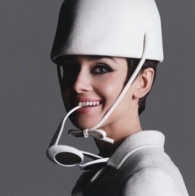 Douglas Kirkland, 'Audrey Hepburn Glasses ', 1965