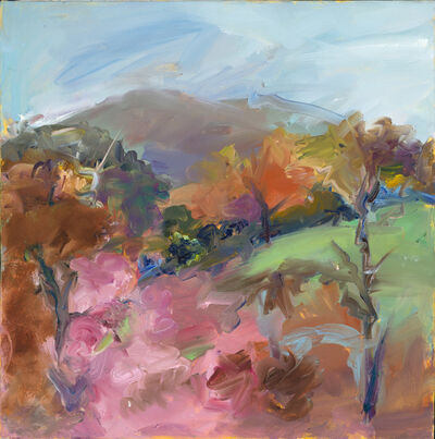 Mary Page Evans, 'Spring Mountain', 2014