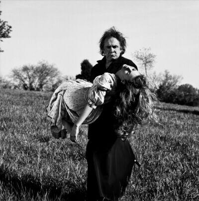 Anton Corbijn, 'Johnny Cash and Kate Moss, Nashville', 1994