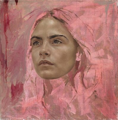 Jonathan Yeo, 'Cara Study I ', 2016