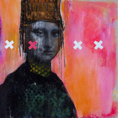 maryline lemaitre, 'Le miroir des apparences', 2014