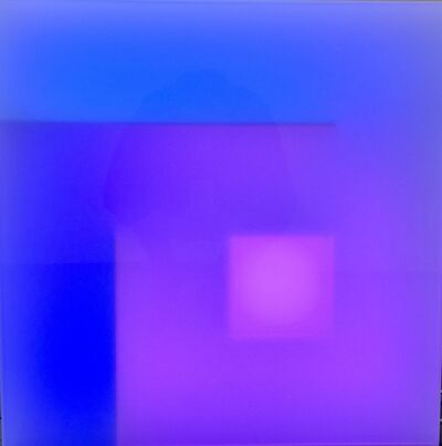Brian Eno, 'Floating Square I', 2017