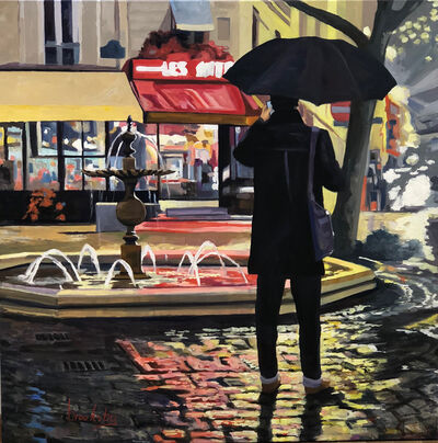 Angie Brooksby, 'When In Paris', 2018