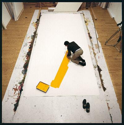 Ugo Mulas, 'Kenneth Noland.Vermont', 1965