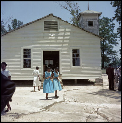 Gordon Parks, 'Untitled, Shady Grove, Alabama (37.065)', 1956