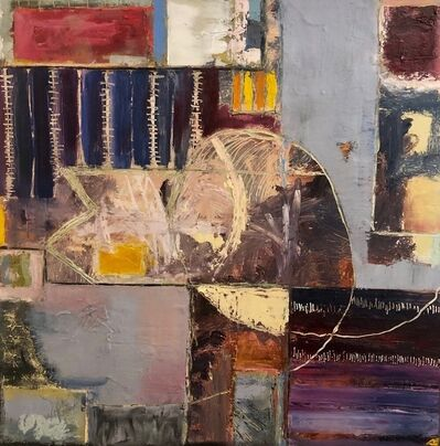 Dianna Woolley, 'Boundary Label III', 2021