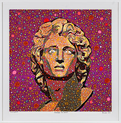 Philip Tsiaras, 'Alexander The Great #13', 2021