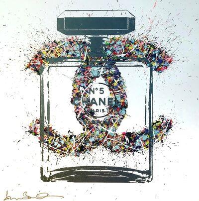 Shane Bowden, 'Chanel (White Splatter)', 2018