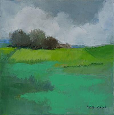 Philippe H. Dequesne, 'Square Meadow'