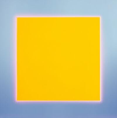 Garry Fabian Miller, 'Darkroom, the yellow we made', 2020