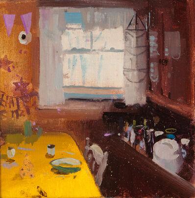Tollef Runquist, 'After Birthday Tabletop', 1600