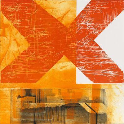 Magne Furuholmen, 'Texture ix', 2016