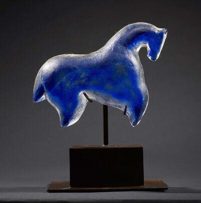 Marlene Rose, 'Cobalt Ancient Horse ', 2020