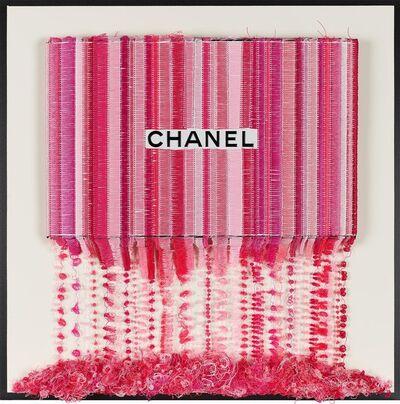 Stephen Wilson, 'Pink Chanel Drip', 2019