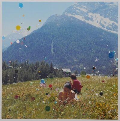 Sebastiaan Bremer, 'Schoener Goetterfunken XIV B, 'At nature's bosoms' (An den Bruesten der Natur)', 2010