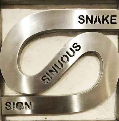Rubens Gerchman, 'Sinuous Snake', 1969-1970