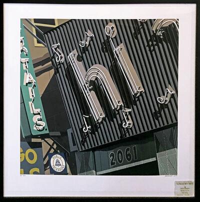 Robert Cottingham, 'HI', 2009
