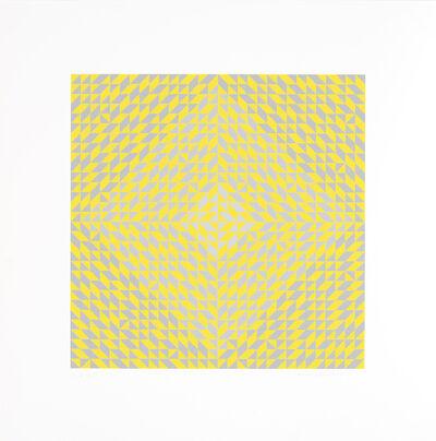 Anni Albers, 'Do II', 1973
