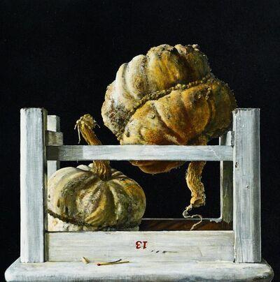 Stefan Stößel, 'Untitled (2 Old Pumpkins)', 2013