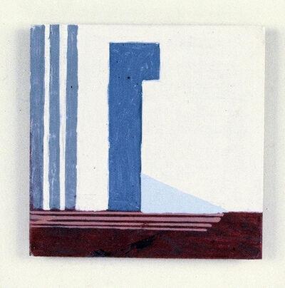 Henryk Stażewski, 'st ', 1986