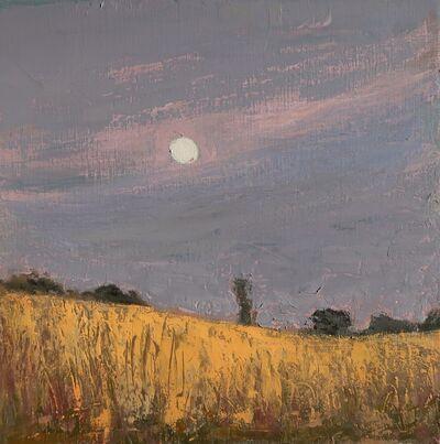 Albert Hadjiganev, 'Lune face au soleil ',